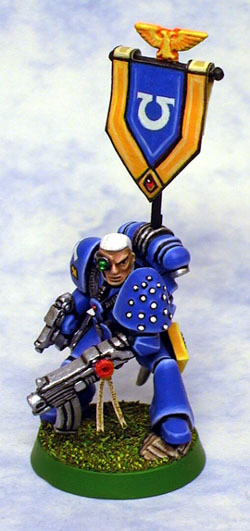 Ultramarines Tactical Seargent