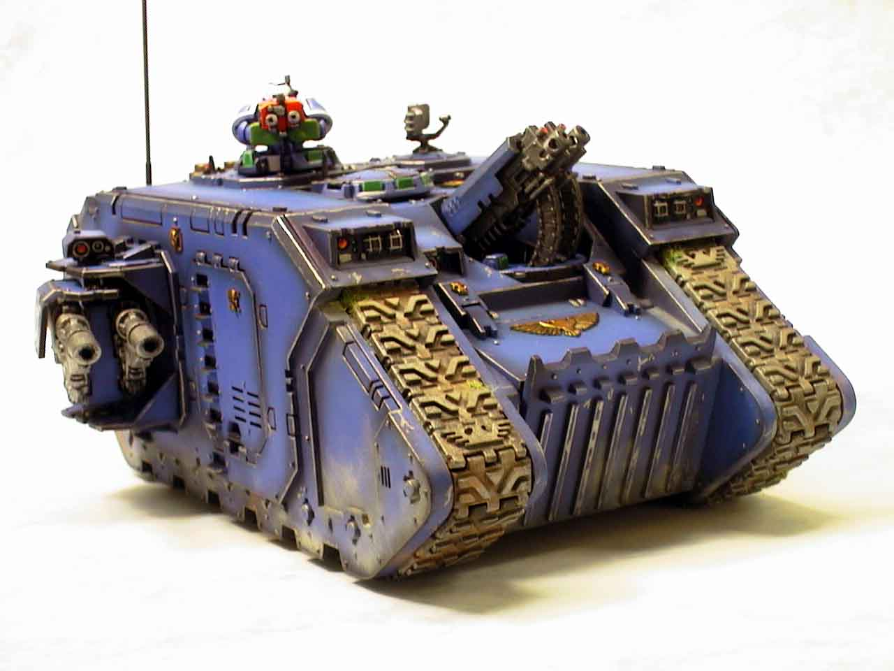 UltraMarines Rhino Conversion