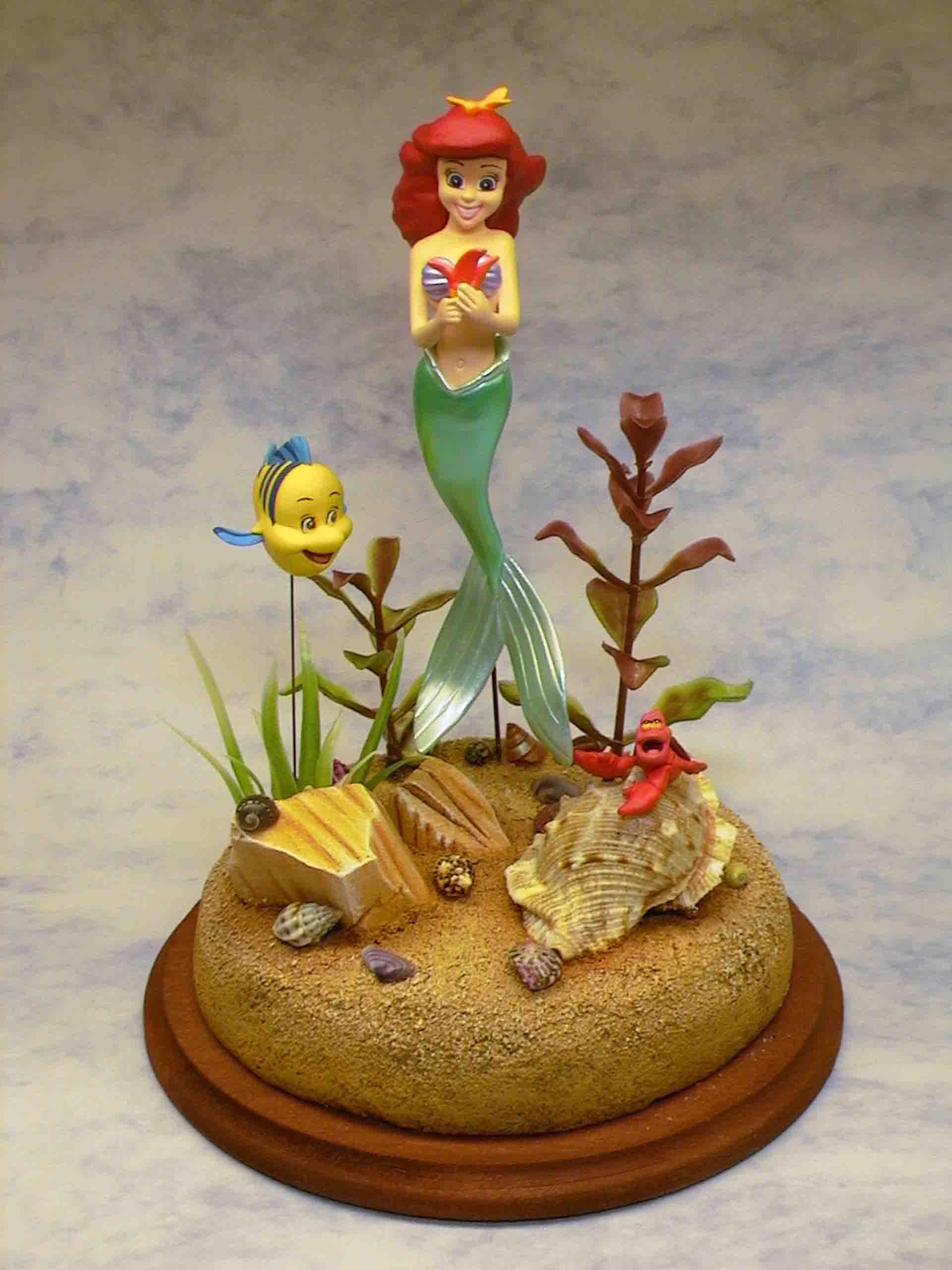 A Little Mermaid's Princess Ariel