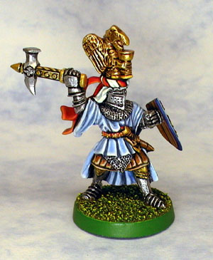 Bretonnian Foot Knight
