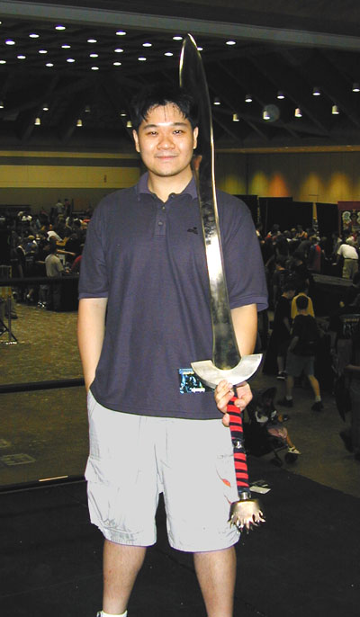 BOBBY WONG, Games Day USA 2001