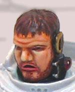 Maximus Head Detail
