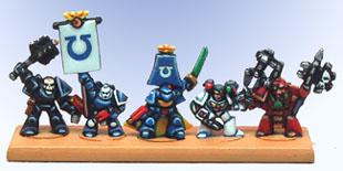 Epic Command Squad