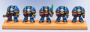 Epic Terminator Squad #1