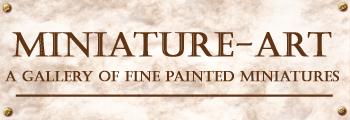 MINIATURE-ART logo F