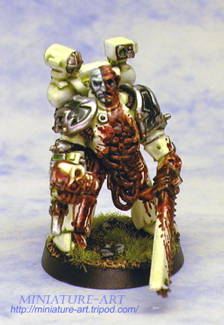 Plague Marine Medic