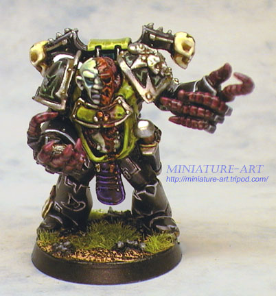 Plague Marine Seargent