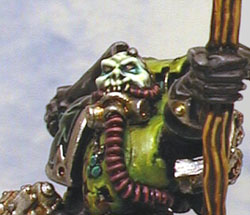 Plague Marine Standard Detail